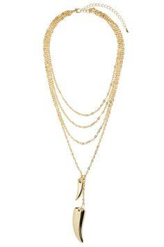 Shark Tank Necklace
