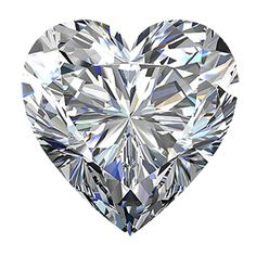 Every girl should have a heart diamond