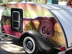 """Take my way, That's the HiWay that's the Best """"!"""" Get your kicks on Route 66!"""