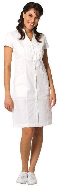 Prima by Barco Uniforms Women's Pintuck Scrub Dress