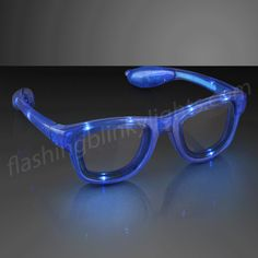 LED Sunglasses | Cool Shades LED Party Glasses from FlashingBlinkyLights.com