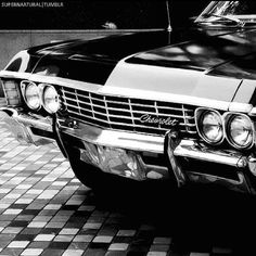 Impala (a girl can dream - aka my favorite car)