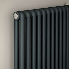 Collection of industrial design inspiration and resources. Architecture Details, Interior Architecture, Interior And Exterior, Black Radiators, Column Radiators, Le Manoosh, Interior Inspiration, Design Inspiration, Interior Decorating