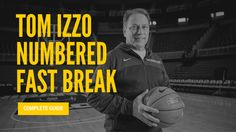 Tom Izzo numbered fast break – Transition offense complete guide