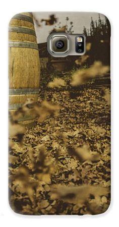 Fall In The Garden Samsung Galaxy Case by Cesare Bargiggia