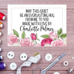 Fantastic 10 sewing hacks tips are offered on our internet site. Have a look and you wont be sorry you did. Quilting Quotes, Quilting Tips, Quilting Projects, Quilting Room, Quilting Tutorials, Girls Quilts, Baby Quilts, Memory Quilts, Mini Quilts