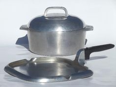 Vintage Metal Aluminum Wagner Ware Sidney Magnalite 4265 P