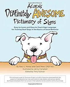Amazon.com : awesome dog International Symbols, Deaf Dog, Sign Language, Best Dogs, Winnie The Pooh, Disney Characters, Fictional Characters, Teddy Bear, Learning