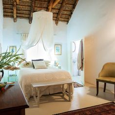 Onse Rus Guest House in the charming Karoo town of Prince Albert offers nothing but heavenly peace. Prince Albert, Heavenly, Interior, Vineyard, Destinations, Bedrooms, Bedroom Decor, House, Peace