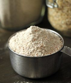 Incorporating more whole grains into your diet can help you lead a healthier life style and for me, the most delicious and fun way of doing this is by baking with a variety of whole grain flours. Making the switch from all-purpose flour to whole grain variants might seem daunting at first, but with a few tips, your baked goods will turn out just as delicious and much more healthy than the original versions made with white flour. Besides the well-known whole wheat flour, there are several…