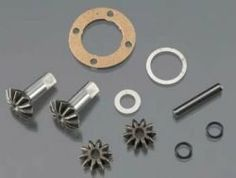 Thunder Tiger PD9055-1 Differential Gear Set S Hawk XXT by Thunder tiger. $7.99