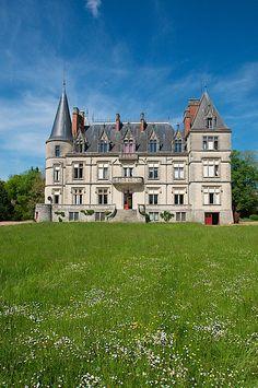 Chateau Le Boisrenault , France