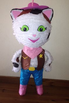 Piñata Sheriff Callie by AnaIsabelCreations on Etsy