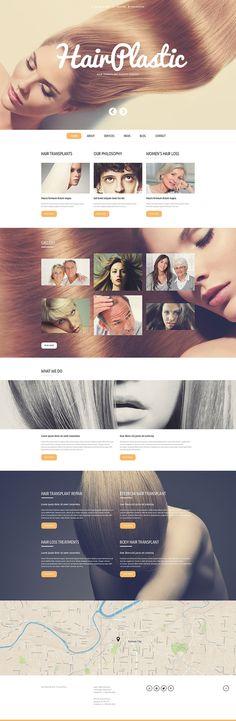 #website #design template