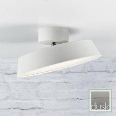 Nordlux Alba White LED Ceiling Pendant - 77196001