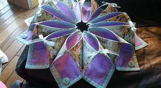 My Easter Fold & Stitch Wreath
