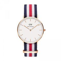 Classic Canterbury Lady - I want this Daniel Welington watch !!!