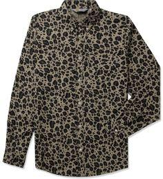 Leather Rigid L/S Rocha Shirt