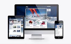 Nendaz Tourisme / application web mobile Mobiles, Web Mobile, Application Web, Lausanne, Mobile Marketing, Electronics, Advertising Agency, Internet Usage, Tourism