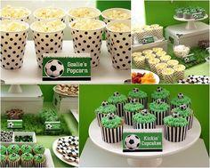 fiesta futbol detalles Fútbol: una fiesta muy especial para niños deportistas