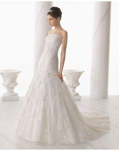 Sirène Printemps 2014 Empire Robes de mariée 2014