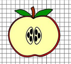 half apple svg freebie