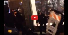 San Francisco, CA-- Protests took place all over the nation on Black Friday to stand up for all the families with empty seats at their tables due to police violence this Thanksgiving.  People from all walks of life took to the streets, malls, and Walmart's to say there will be no more business as usual…Full Video of Viral Vine of Demonstrators in SF Clashing with Police By Cassandra Rules on November 30, 2014