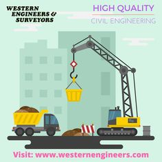 Civil engineers to construct your dream into reality  Welcome to Western Engineers & Surveyors, Inc. From multi million dollar projects to designs for single-family homes, we've earned a reputation for getting the job done right. For more info Call: (425) 356-2700 or Visit: http://westernengineers.com/