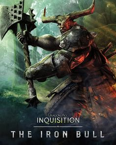 The Muscle. Dragon Age: Inquisition.