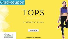 Make Your Shopping Affordable through #Shopnineteen #Discount #Coupons and Codes>>>https://goo.gl/pTw7C5