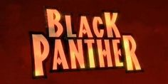 Black Panther (TV series) - Wikipedia, the free encyclopedia