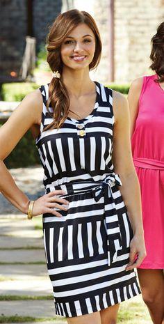 631b2abf5be68 Dress. Tank DressChicSwimsuit Cover UpsDress To ImpressCute Summer  OutfitsSummer WearMud PieScoop NeckBlack ...