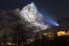 The Italian side of the Matterhorn, Breuil-Cervinia Italy - MelbTravel
