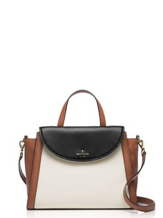 Kate Spade New York Cobble Hill Adrien Colorblock Satchel Fashion Handbags, Purses And Handbags, Fashion Bags, Fashion Trends, Kate Spade Handbags, Kate Spade Purse, Sacs Design, Classic Handbags, Work Bags