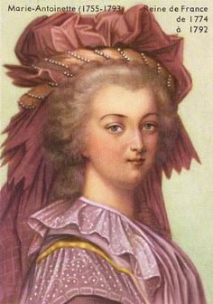 Marie-Antoinette, portrait
