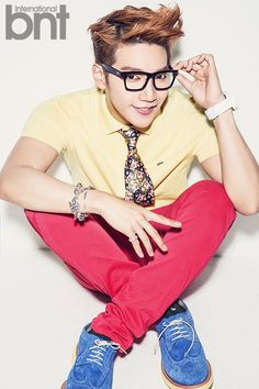 Jun.K - bnt International June 2014