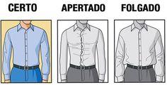 Escolhendo a Camisa Perfeita - Shop4Men