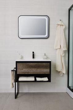Soho, Aluminium, Double Vanity, Modern, Bathroom, Design, House, Bathroom Accesories, Shower Cabin