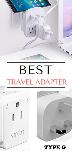 With traveling also comes a hard struggle of finding a suitable universal travel plug; after all, in order to keep all our travel gadgets alive we need to charge them and without a travel adapter that isn't possible. Family Vacation Destinations, Family Vacations, Cruise Vacation, Family Travel, Travel Destinations, Backpacking Europe, Travel Packing, Budget Travel, Best Travel Gadgets