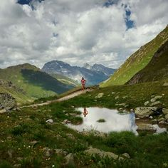 Ditching the office for an amazing outdoor experience is always a great idea, but the Davos Klosters swissalpine is not your ordinary city marathon. City Marathon, World Economic Forum, Davos, Europe, Zermatt, Trail Running, Racing, Travel, Outdoor