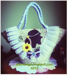 eilene bags, special handmade bag from natural fibers