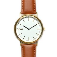 Arvo Watch Genuine leather watch band Water resistant 3 ATM Stainless steel case back Silver Plated Casing Unisex Case Diameter: 4 cm Case thickness: 6 mm Total weight: 32 grams 3 year battery life Cool Watches, Watches For Men, Sawyer Brown, Brown Band, How To Look Classy, Leather Pouch, At Least, Silver, Accessories