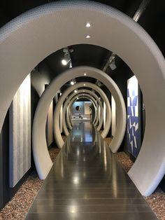 New entrance to Domus- amazing!