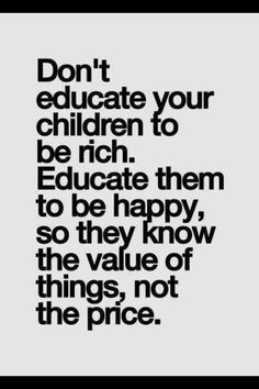 Teach your children to value life!!!