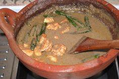 Sikandalous Cuisine: Prawn Jungle Curry ( With Lady Fingers / Bhindi )