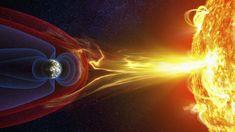 La champ magnétique de la Terre va-t-il bientôt s'inverser et tous nous plonger dans le noir?