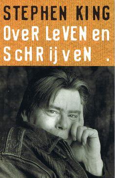 Over leven en schrijven Writing, Stephen King, Movies, Movie Posters, Films, Film Poster, Cinema, Movie, Film