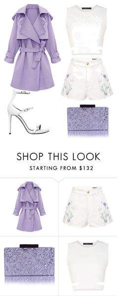 """""""Untitled #300"""" by khaledaaldekhail ❤ liked on Polyvore featuring Alexander McQueen and BCBGMAXAZRIA"""