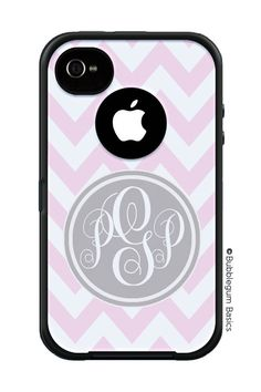OTTERBOX DEFENDER iPhone 5 4/4s Case Custom Pink by iselltshirts, $75.00