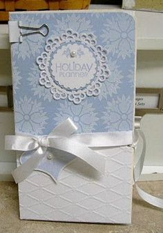 Melt Your Heart Greetings: holiday planner
